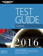 General Test Guide 2016 1st Edition 9781619542440 1619542447