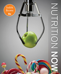 Nutrition Now 8th Edition 9781305656611 130565661X