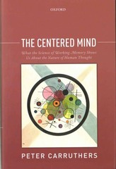 The Centered Mind 1st Edition 9780191058998 0191058998