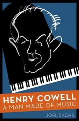 Henry Cowell 1st Edition 9780190227920 0190227923
