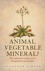 Animal, Vegetable, Mineral? 1st Edition 9780191015236 0191015237
