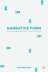 Narrative Form 2nd Edition 9781137439581 1137439580