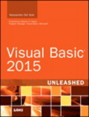 Visual Basic 2015 Unleashed 1st Edition 9780672334504 067233450X