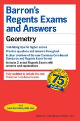 Geometry (Common Core) 1st Edition 9781438007632 1438007639