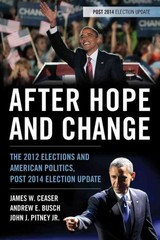 After Hope and Change 1st Edition 9781442247451 1442247452