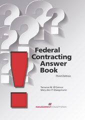 Federal Contracting Answer Book 3rd Edition 9781567264258 1567264255