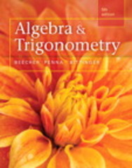 Algebra and Trigonometry plus MyMathLab with Pearson eText,  Access Card Package 5th Edition 9780321981578 032198157X