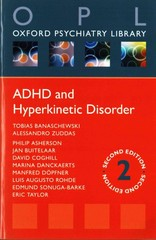 ADHD and Hyperkinetic Disorder 2nd Edition 9780191036309 0191036307