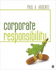 Corporate Responsibility 1st Edition 9781483383101 1483383105
