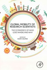 Global Mobility of Research Scientists 1st Edition 9780128013960 0128013966