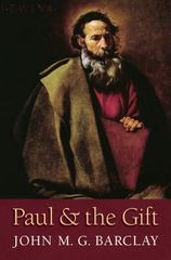 Paul and the Gift 1st Edition 9780802868893 0802868894