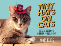 Tiny Hats on Cats 1st Edition 9781455558131 1455558133