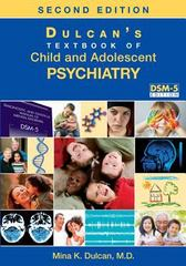 Dulcan's Textbook Child and Adolescent Psychiatry 2nd Edition 9781585624935 1585624934