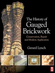 The History of Gauged Brickwork 1st Edition 9781138924895 113892489X