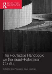 Routledge Handbook on the Israeli-Palestinian Conflict 1st Edition 9781138925373 1138925373