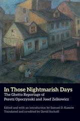 In Those Nightmarish Days 1st Edition 9780300112313 0300112319
