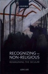 Recognizing the Non-religious 1st Edition 9780191056659 0191056650