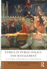 Ethics in Public Policy and Management 1st Edition 9781317932000 1317932005