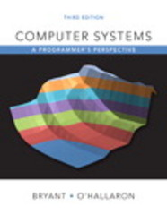 Computer Systems 3rd Edition 9780134123837 0134123832
