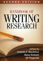 Handbook of Writing Research 2nd Edition 9781462522446 1462522440