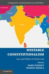 Unstable Constitutionalism 1st Edition 9781107068957 1107068959