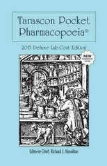 Tarascon Pocket Pharmacopoeia 2015 Deluxe Lab-Coat Edition 16th Edition 9781284090512 1284090515