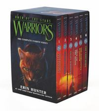 Warriors: Omen of the Stars Box Set: Volumes 1-6 1st Edition 9780062382641 0062382640