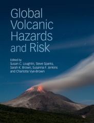 Global Volcanic Hazards and Risk 1st Edition 9781107111752 1107111757