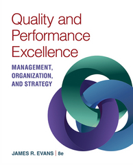 Quality & Performance Excellence 8th Edition 9781305887947 1305887948