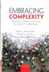 Embracing Complexity: Strategic Perspectives for an Age of Turbulence 1st Edition 9780191061479 0191061476