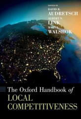 The Oxford Handbook of Local Competitiveness 1st Edition 9780199993314 0199993319