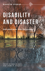 Disability and Disaster 1st Edition 9781137485991 113748599X
