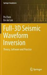 Full-3D Seismic Waveform Inversion 1st Edition 9783319166049 3319166042