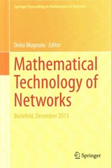 Mathematical Technology of Networks 1st Edition 9783319166193 3319166190