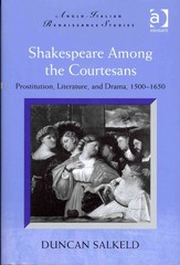 Shakespeare Among the Courtesans 1st Edition 9781317056683 131705668X