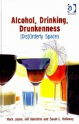Alcohol, Drinking, Drunkenness 1st Edition 9781317182689 1317182685