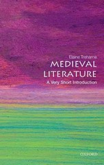 Medieval Literature: A Very Short Introduction 1st Edition 9780191645549 0191645540