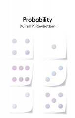 Probability 1st Edition 9780745652573 0745652573
