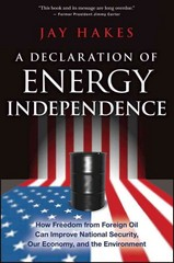A Declaration of Energy Independence 1st Edition 9781119112518 1119112516