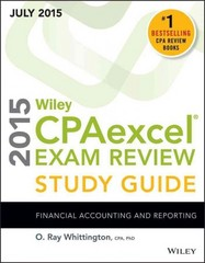Wiley CPAexcel Exam Review 2015 Study Guide July 14th Edition 9781119119944 1119119944