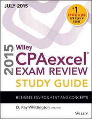 Wiley CPAexcel Exam Review 2015 Study Guide July 14th Edition 9781119119951 1119119952