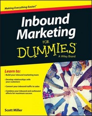 Inbound Marketing For Dummies 1st Edition 9781119120506 1119120500