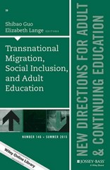 Transnational Migration, Social Inclusion, and Adult Education 1st Edition 9781119115205 1119115205