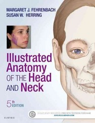 Illustrated Anatomy of the Head and Neck 5th Edition 9780323396349 0323396348