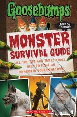 Monster Survival Guide 1st Edition 9780545821261 0545821266