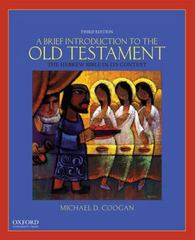 A Brief Introduction to the Old Testament: The Hebrew Bible In Its Context 3rd Edition 9780190238612 0190238615