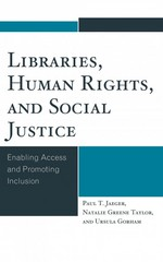 Libraries, Human Rights, and Social Justice 1st Edition 9781442250512 1442250518