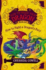 How to Fight a Dragon's Fury 1st Edition 9780316365154 0316365157