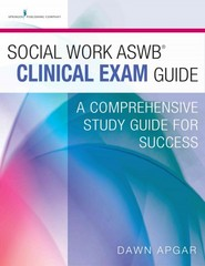 Social Work ASWB Clinical Exam Guide 1st Edition 9780826172020 0826172024