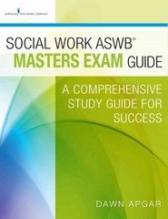 Social Work ASWB Masters Exam Prep Guide 1st Edition 9780826172037 0826172032